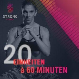 20er-Block STRONG 60 Minuten
