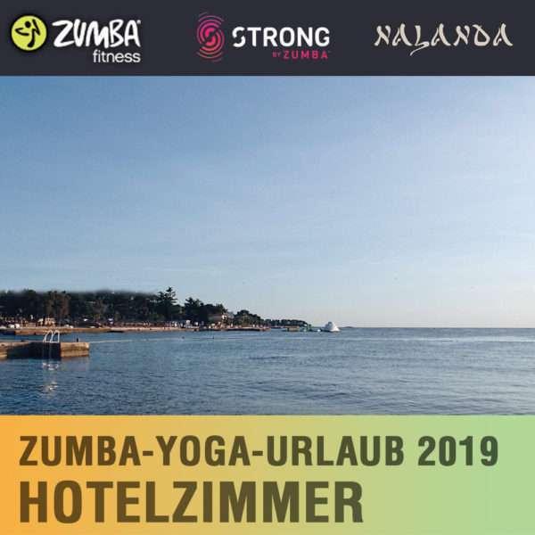 Hotelzimmer Kroatien 2019