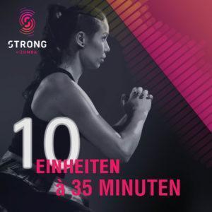 10er-Block STRONG 35