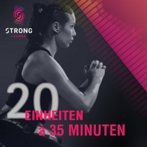 20er-Block STRONG 35